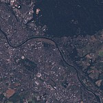 Matched 15m True Color Imagery for Dresden