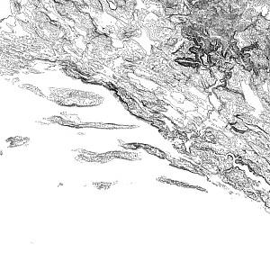 Dalmatia contour blended1